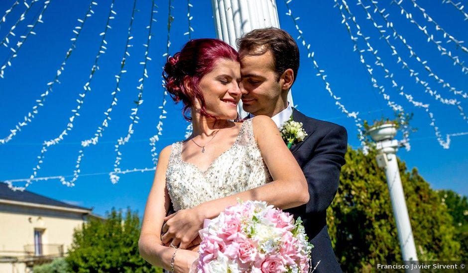 La boda de Jose y Carmen en Madrid, Madrid