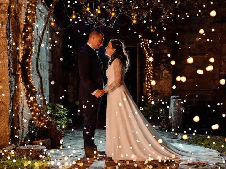 La boda de Jandri y Toni