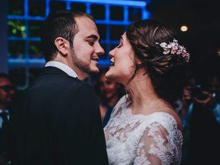 La boda de Nazaret y Daniel 1