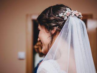 La boda de Nazaret y Daniel 3