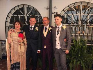 La boda de Frank y Lopez 2
