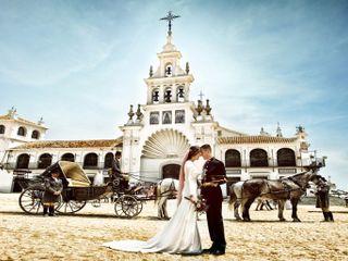 La boda de Esperanza y Cristian