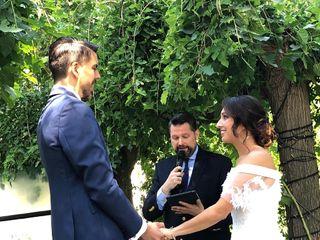 La boda de Ale y Ben