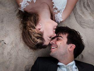 La boda de Melania  y Lucas 1