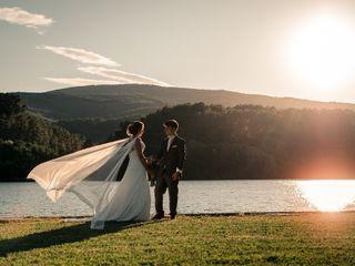 La boda de Melania  y Lucas