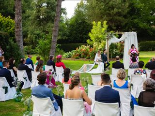La boda de Zsanett y Diego 3