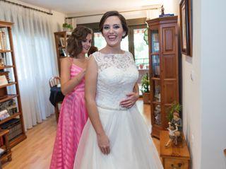 La boda de Aurora y Miguel 1