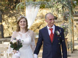 La boda de Cari y Javi