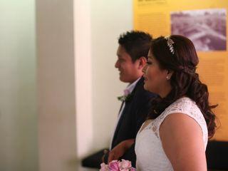 La boda de Jomayra y Israel 1