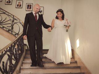 La boda de Jomayra y Israel