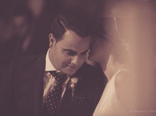 La boda de Amanda y David 1