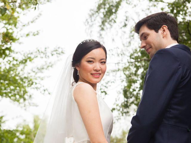 La boda de Sumin y Ricardo