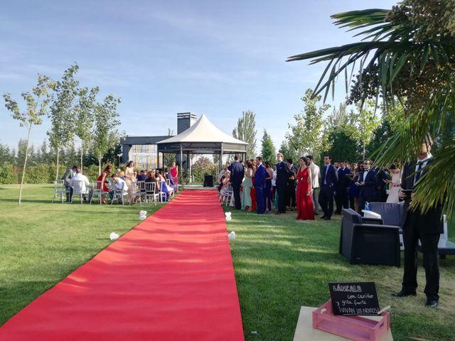 La boda de Laura y Alberto en Zamora, Zamora 2
