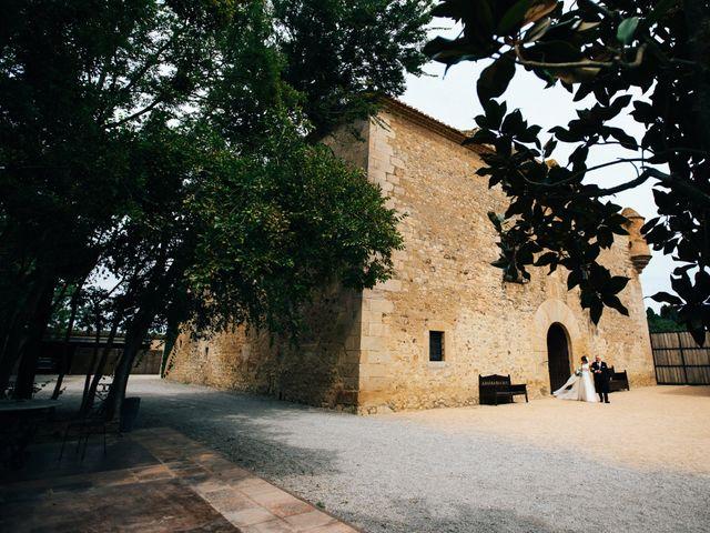 La boda de Carlos y Carla en Sant Pere Pescador, Girona 16