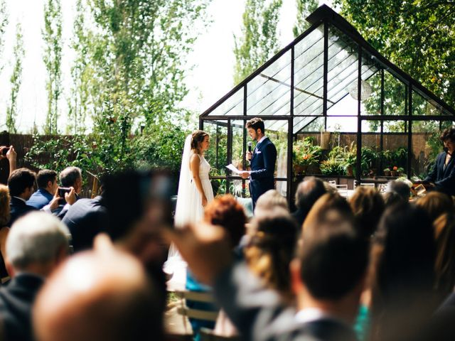 La boda de Carlos y Carla en Sant Pere Pescador, Girona 21