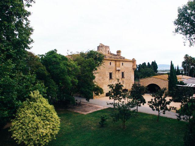 La boda de Carlos y Carla en Sant Pere Pescador, Girona 1