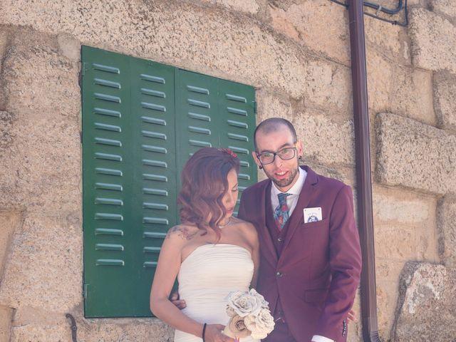 La boda de Álvaro y Paloma en Santa Maria De La Alameda, Madrid 16