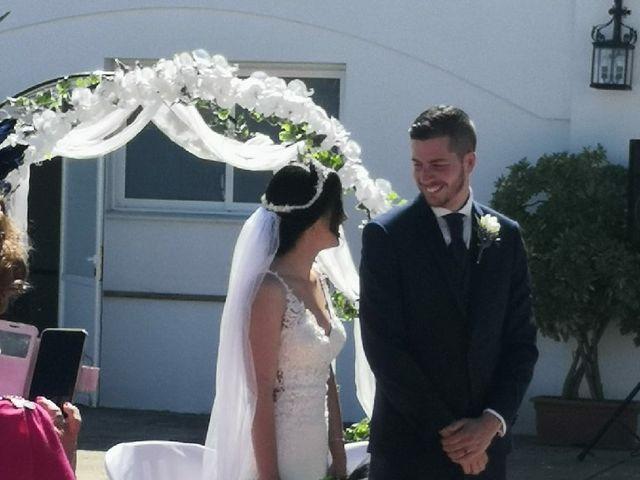 La boda de David y Estefanía en Cantillana, Sevilla 5