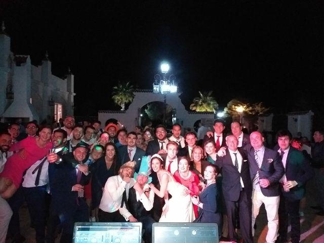 La boda de David y Estefanía en Cantillana, Sevilla 6