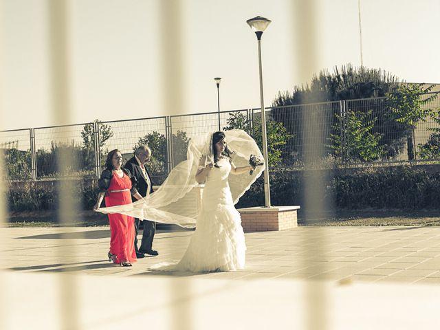 La boda de Roberto y Carmen en Humanes De Madrid, Madrid 12