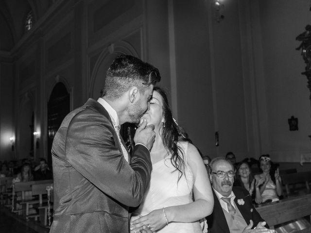 La boda de Roberto y Carmen en Humanes De Madrid, Madrid 15