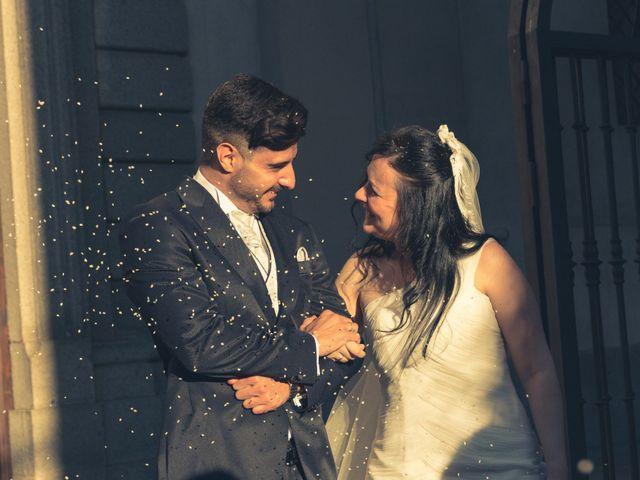 La boda de Roberto y Carmen en Humanes De Madrid, Madrid 17