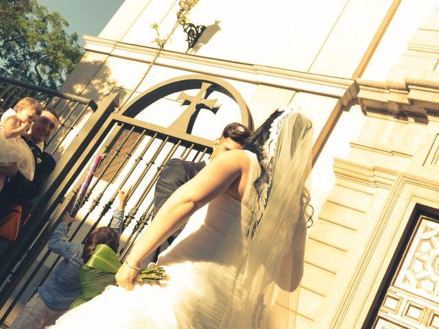 La boda de Roberto y Carmen en Humanes De Madrid, Madrid 18