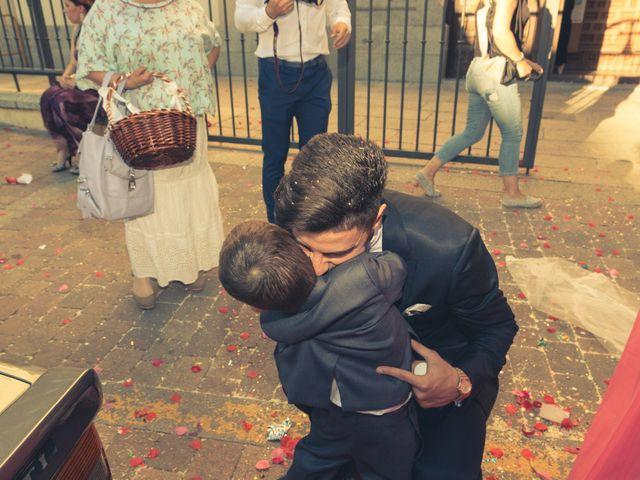La boda de Roberto y Carmen en Humanes De Madrid, Madrid 22