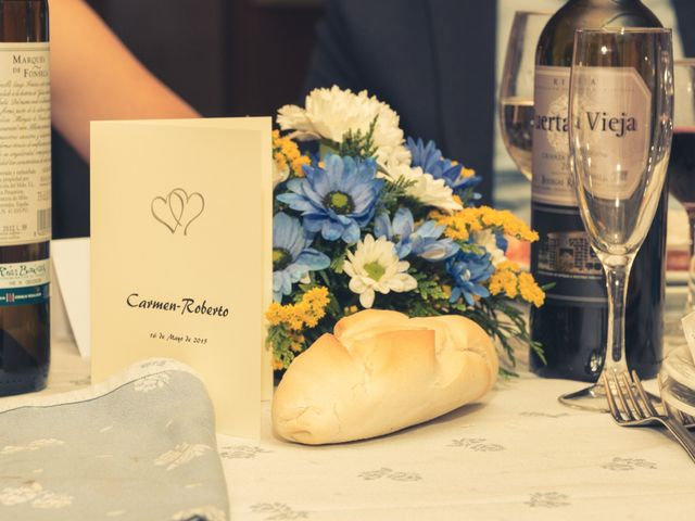 La boda de Roberto y Carmen en Humanes De Madrid, Madrid 28