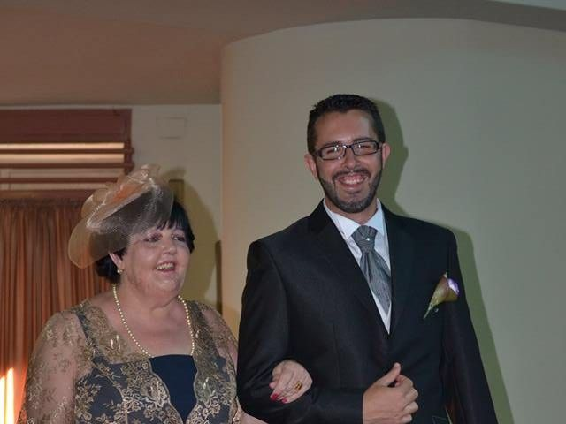La boda de David y Teresa en Granada, Granada 3