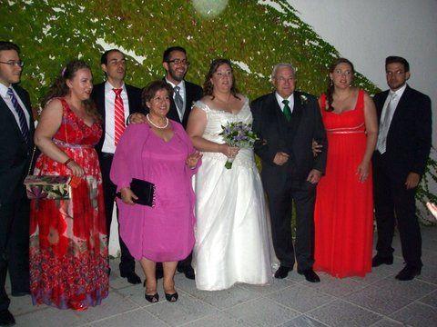 La boda de David y Teresa en Granada, Granada 7
