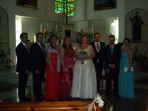 La boda de David y Teresa en Granada, Granada 12