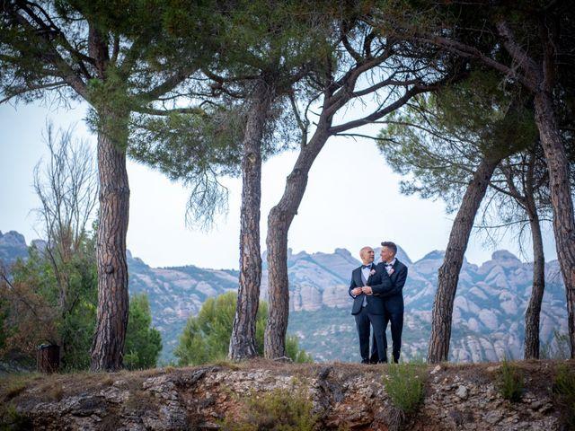 La boda de Alberto y Rubén en El Bruc, Barcelona 31