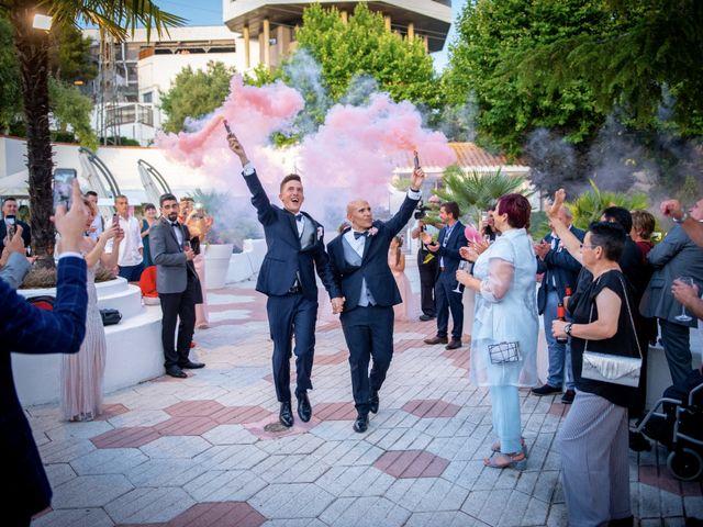 La boda de Alberto y Rubén en El Bruc, Barcelona 33