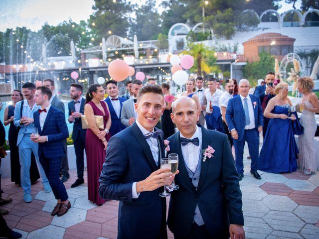 La boda de Alberto y Rubén en El Bruc, Barcelona 34