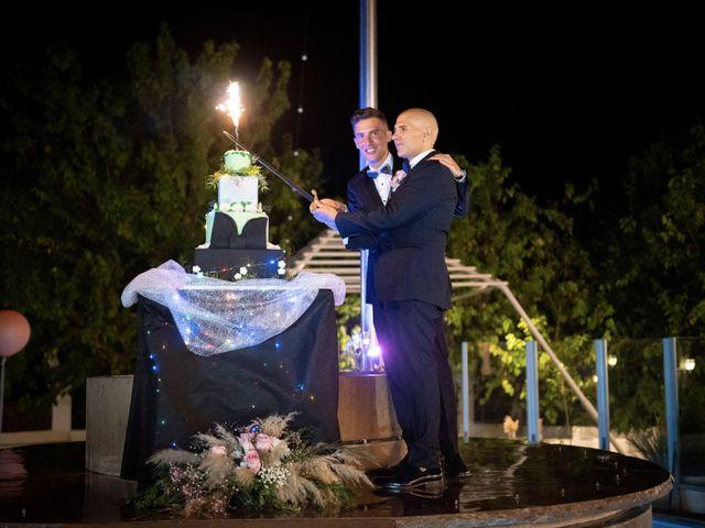 La boda de Alberto y Rubén en El Bruc, Barcelona 51