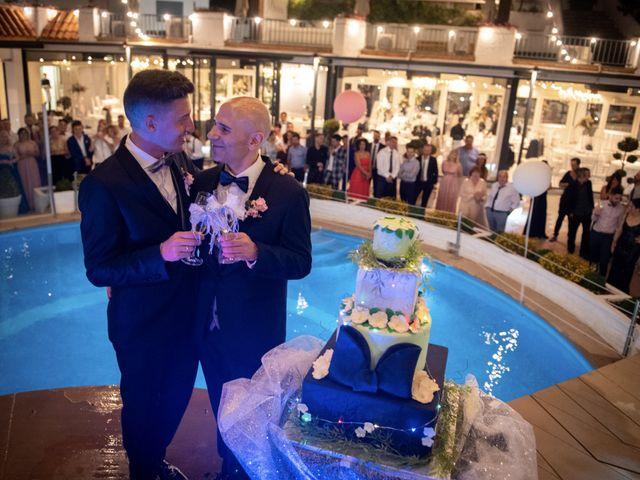 La boda de Alberto y Rubén en El Bruc, Barcelona 52