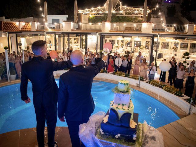 La boda de Alberto y Rubén en El Bruc, Barcelona 53