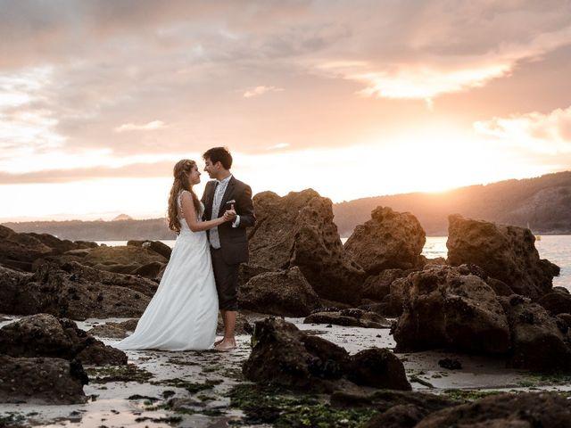 La boda de Lucas y Melania  en Ribadavia, Orense 1