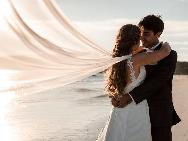 La boda de Lucas y Melania  en Ribadavia, Orense 5