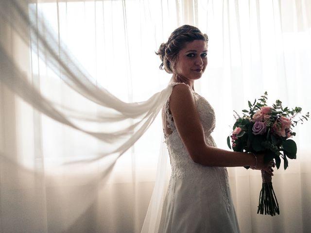La boda de Lucas y Melania  en Ribadavia, Orense 6
