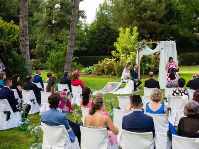 La boda de Diego y Zsanett en Palencia, Palencia 1