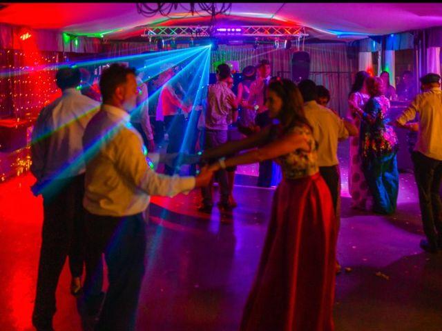 La boda de Diego y Zsanett en Palencia, Palencia 6