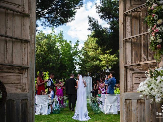 La boda de Diego y Zsanett en Palencia, Palencia 2