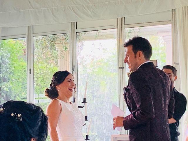 La boda de Carlos y Irene