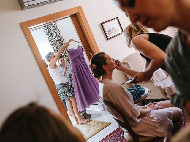La boda de Ricardo y Alejandra en Robledo De Chavela, Madrid 13