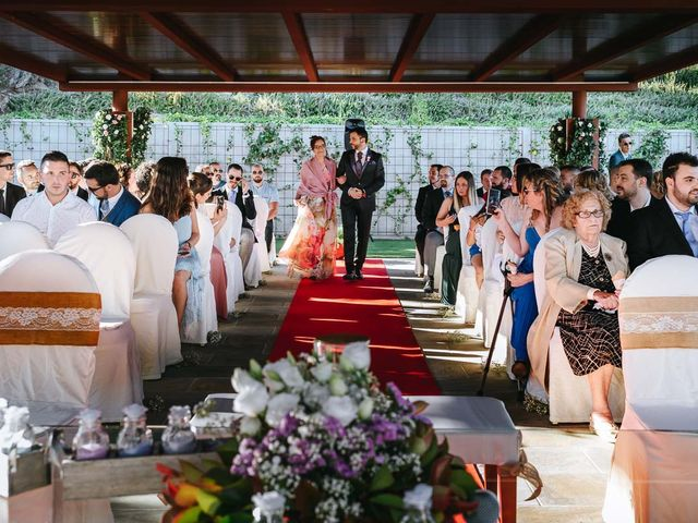 La boda de Ricardo y Alejandra en Robledo De Chavela, Madrid 18