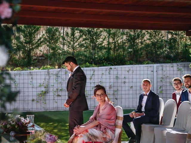 La boda de Ricardo y Alejandra en Robledo De Chavela, Madrid 20