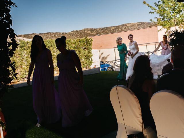 La boda de Ricardo y Alejandra en Robledo De Chavela, Madrid 21