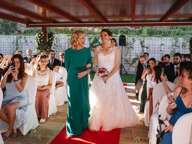 La boda de Ricardo y Alejandra en Robledo De Chavela, Madrid 22